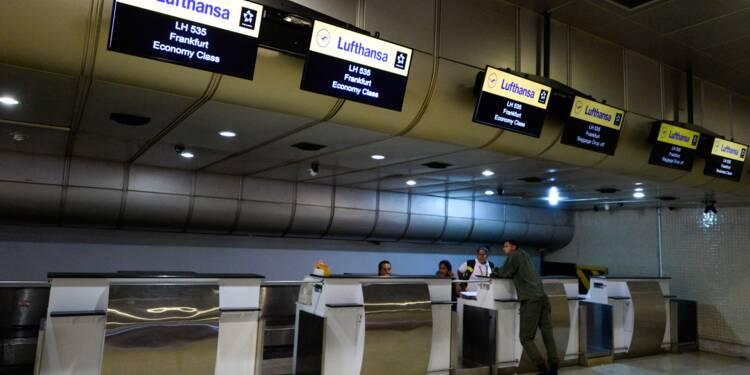 Venezuela: les compagnies aériennes s'enfuient, Caracas s'isole