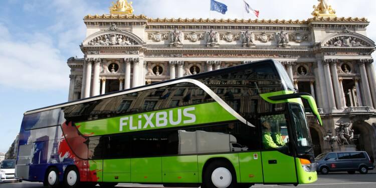 """""""Cars Macron"""": le secteur réduit à deux acteurs avec le rachat d'Eurolines par Flixbus"""