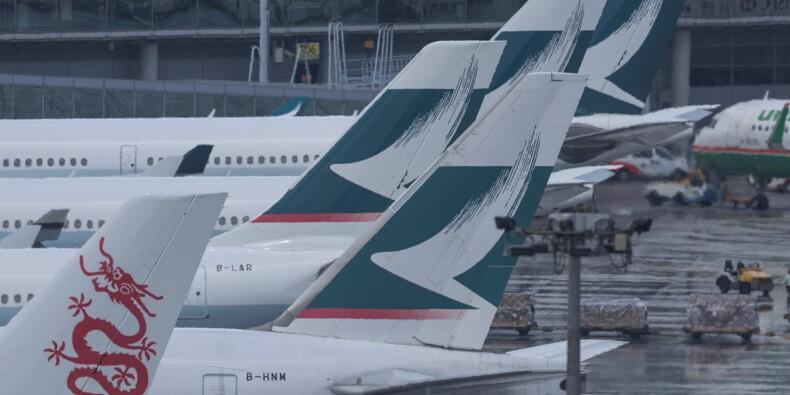 Cathay annonce des pertes massives au premier semestre