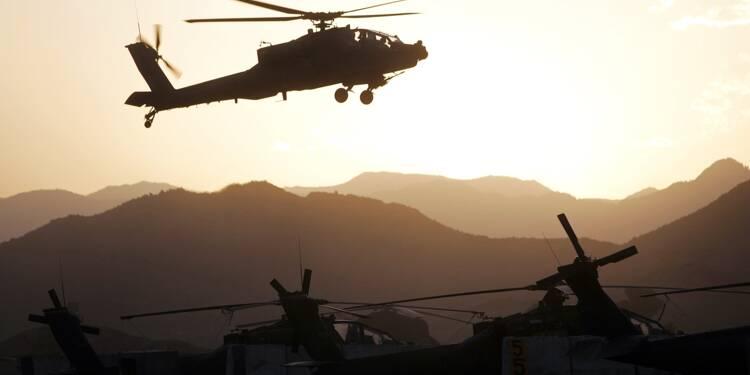 L'Inde autorise l'achat de six hélicoptères d'attaque à Boeing