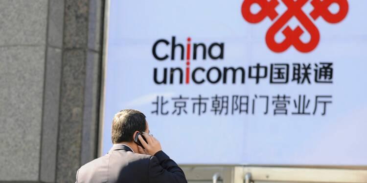 Chine: confusion autour d'une levée de fonds de 9,9 mds EUR par China Unicom
