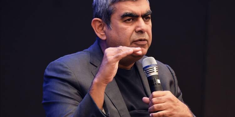 Inde: le PDG d'Infosys démissionne sur fond de désaccords internes