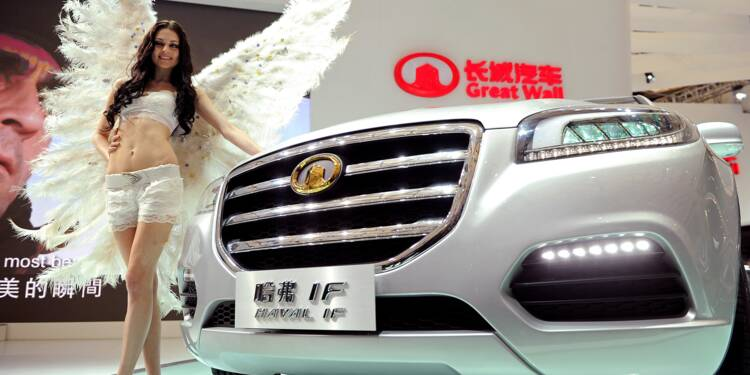 Automobile: Great Wall Motor, l'expert chinois des 4x4 urbains