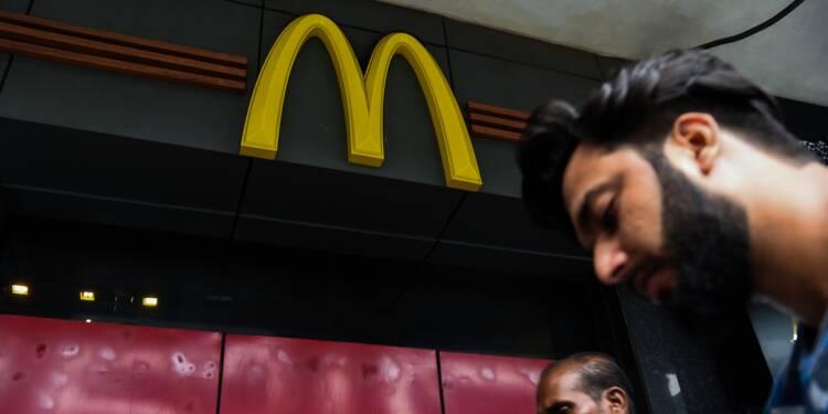 McDonald's ferme presque la moitié de ses restaurants en Inde