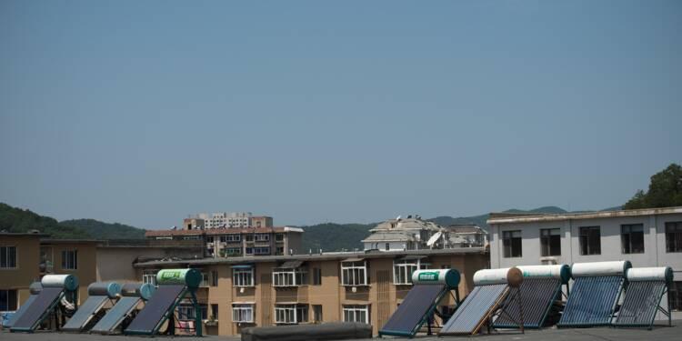 La Corée du Nord avide du solaire chinois, non visés par les sanctions