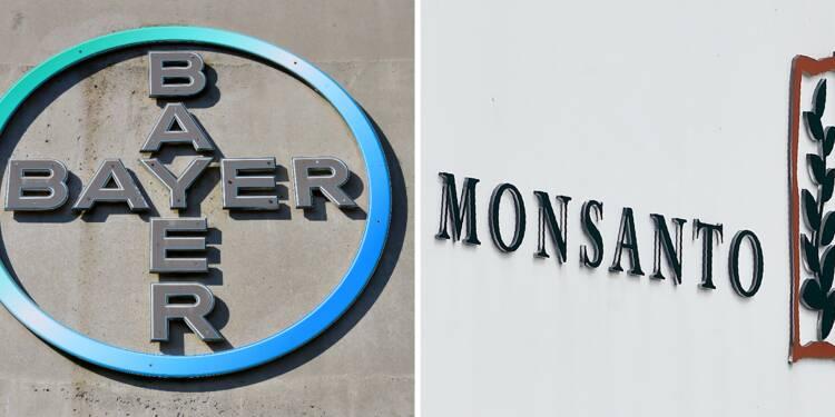 Bayer obtient le feu vert des Etats-Unis pour fusionner avec Monsanto sous conditions