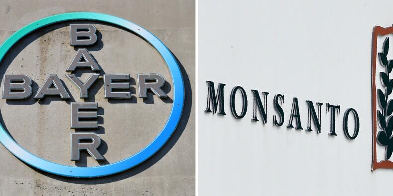 Bayer devient un géant de l'agrochimie en avalant Monsanto