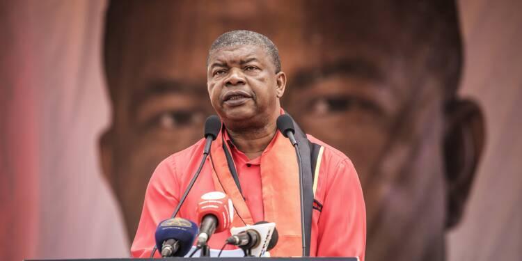 """Angola: le candidat du pouvoir veut réussir un """"miracle économique"""""""