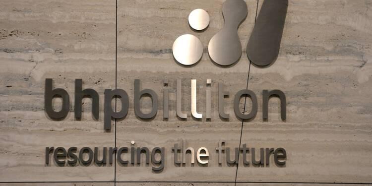 BHP renoue avec les bénéfices, veut céder des actifs aux Etats-Unis