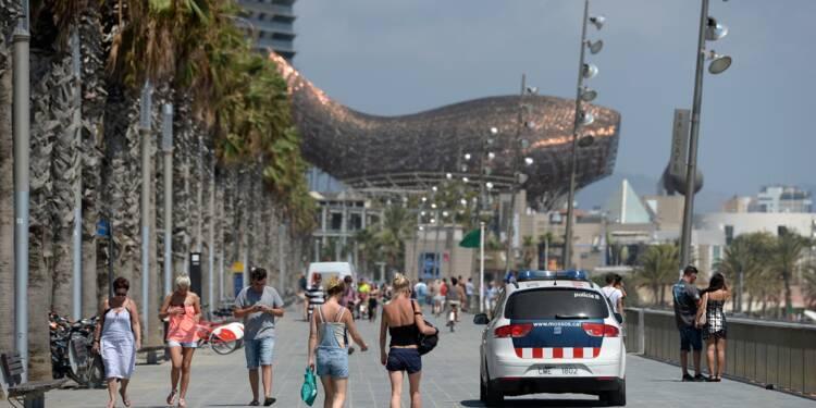 Malgré les attentats, Barcelone espère toujours attirer les touristes