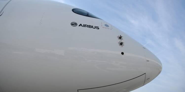 Airbus: l'AESA publie une directive d'urgence concernant l'A350