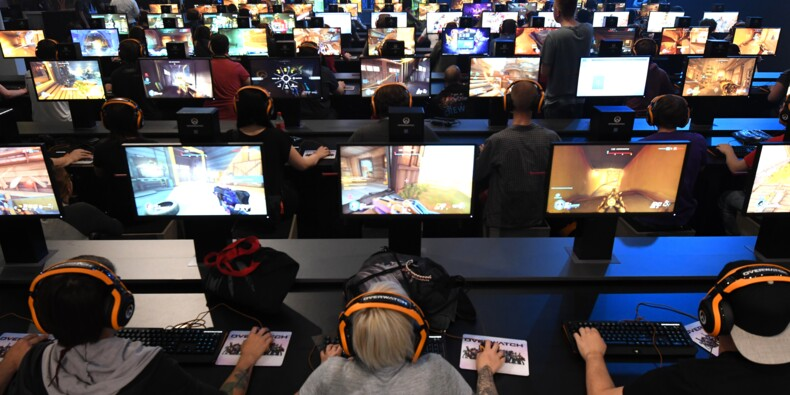 L'eSport se rêve en grand au salon Gamescom de Cologne