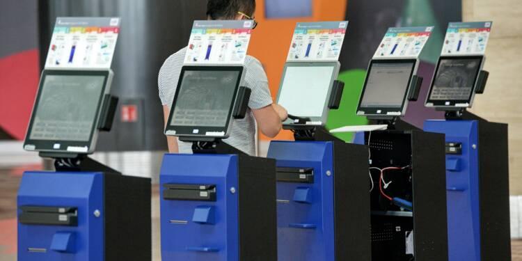 Visage scanné, robots, automatisation, jardins : les aéroports de demain