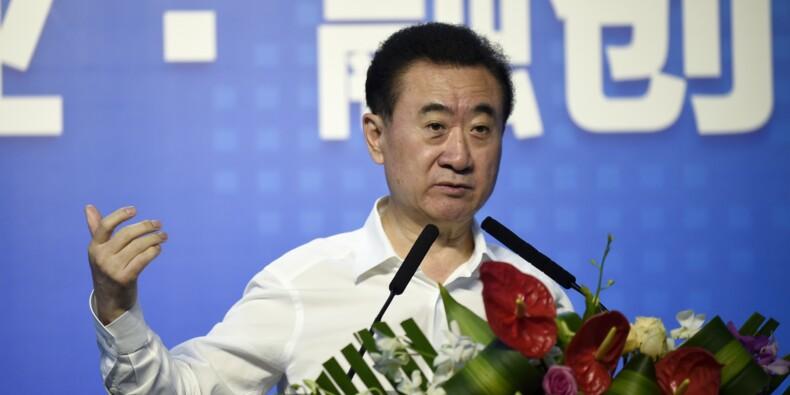 Chine: une action Wanda plonge après des rumeurs sur son patron