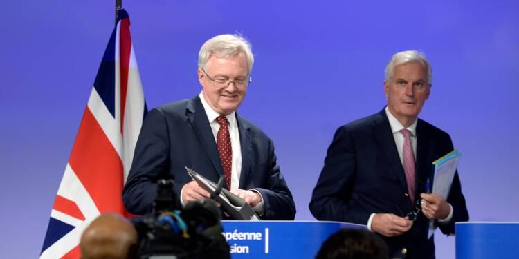 """Brexit : l'UE presse Londres de négocier """"sérieusement"""""""