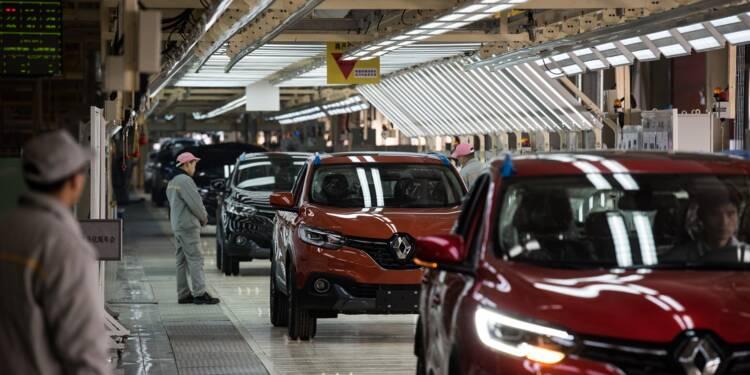 Renault-Nissan crée une nouvelle coentreprise en Chine dans les voitures électriques