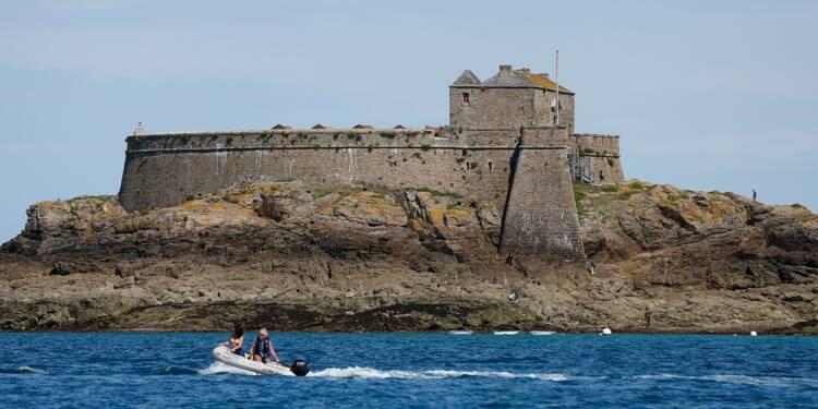 Quand un fort Vauban sur une île bretonne est loué via AirBnB