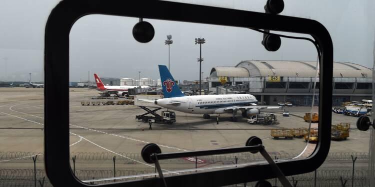 Chine: les bénéfices des compagnies aériennes sous pression au 1S