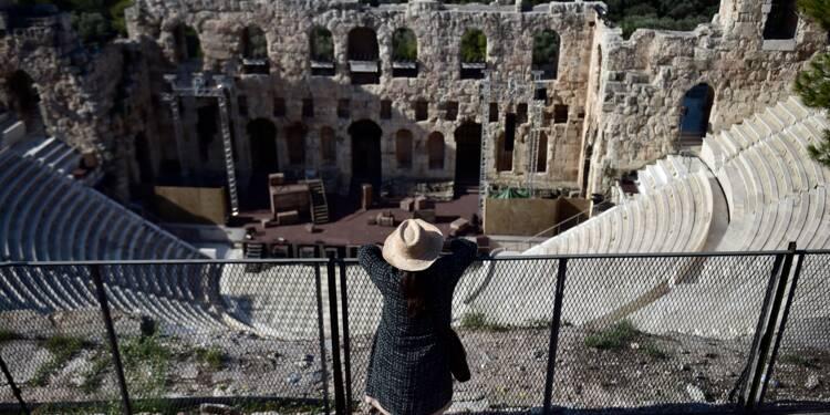 En Grèce, amorce de reprise mais précarisation accrue du travail