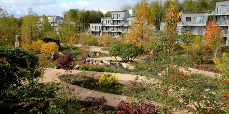 Villages Nature: un site éco-touristique géant ouvre près de Paris