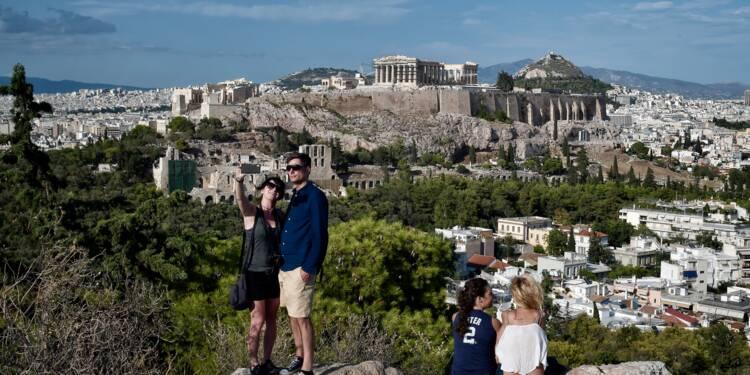 En Grèce, l'amorce d'une reprise sur fond de précarisation accrue