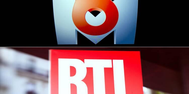 """Rachat de RTL par M6: des """"passerelles"""" entre antennes"""