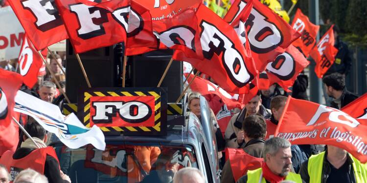 """Code du travail: FO juge certaines dispositions """"inacceptables"""""""