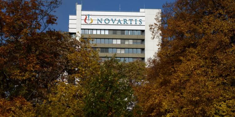 Novartis: le directeur général va être remplacé en 2018