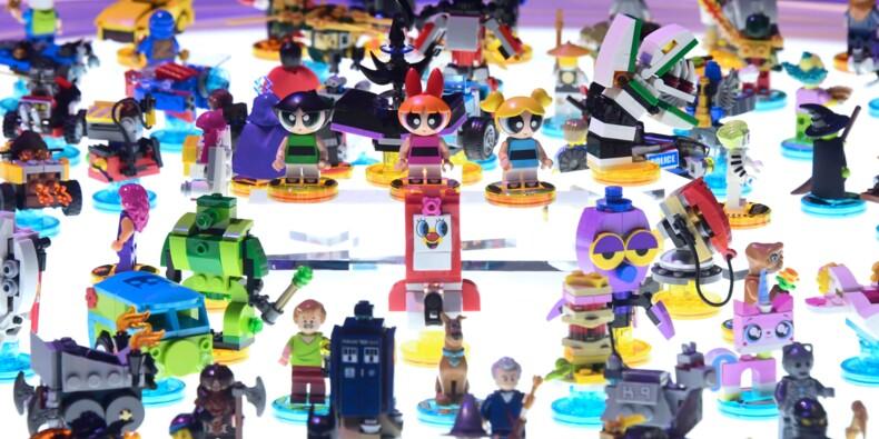 Lego va supprimer 8% de ses effectifs dans le monde