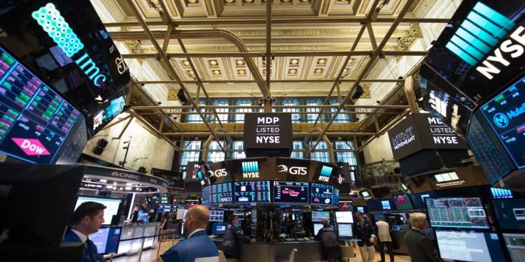 Wall Street aidée par l'espoir d'un déblocage sur le budget à Washington