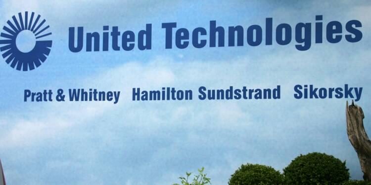 United Technologies achète Rockwell Collins pour 30 milliards de dollars