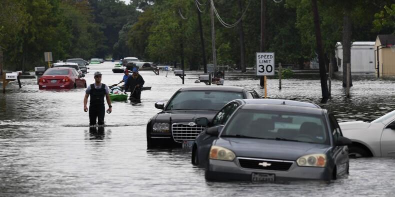 Après Harvey, la demande de voitures s'envole à Houston