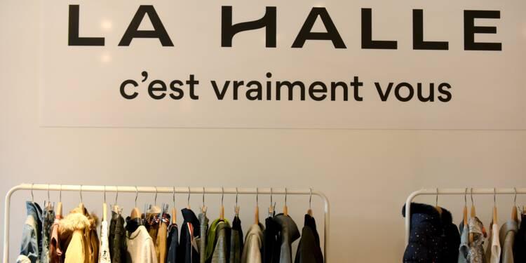 532e1041e213 La Halle, assainie, lance un