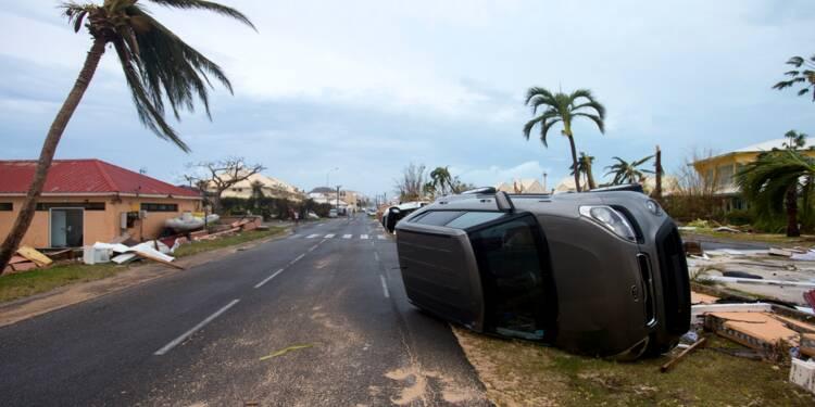Irma: une catastrophe économique pour des zones vivant surtout du tourisme