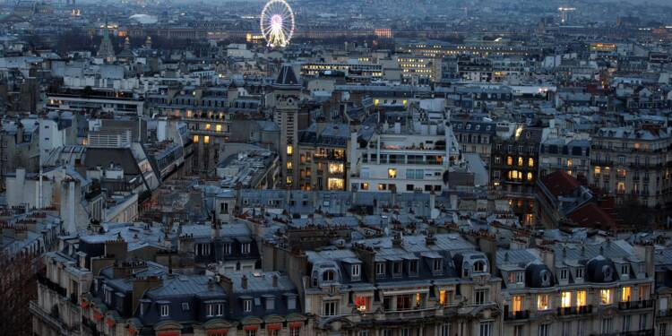 Immobilier ancien en Ile-de-France: les volumes de transactions record font s'envoler les prix