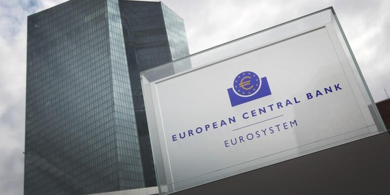 Zone euro: la BCE abaisse ses prévisions d'inflation pour 2018 et 2019