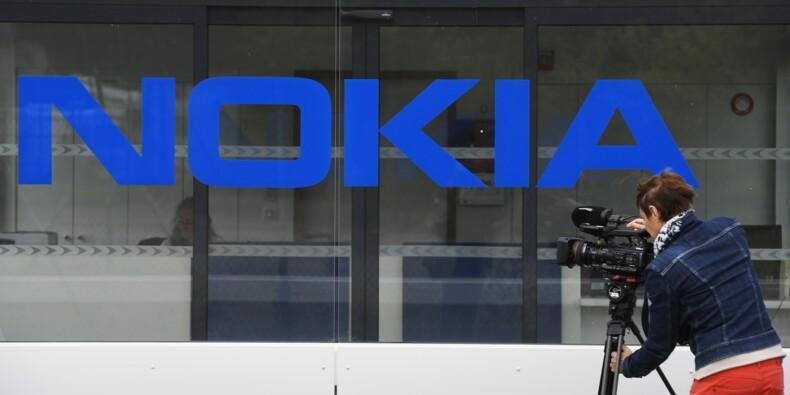 """Licenciements chez Nokia: le groupe """"ne tient pas sa parole"""", dénonce Griveaux"""