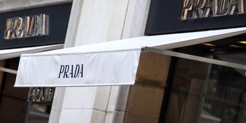 Luxe: Prada reste optimiste malgré des résultats qui se font désirer