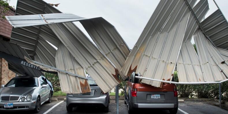 Ouragan Harvey: environ 25 à 30 milliards de dollars de dégâts assurés