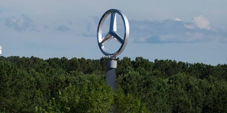 Chaque Mercedes aura sa version électrifiée d'ici 2022