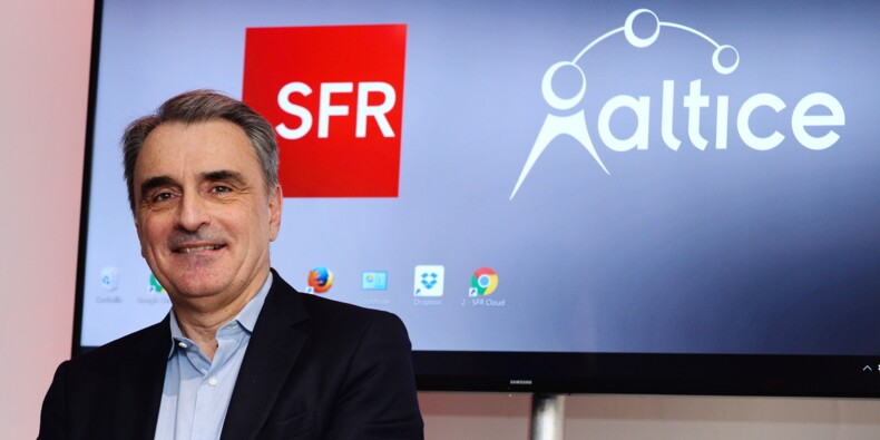 """Michel Paulin quitte SFR pour """"raisons personnelles"""""""