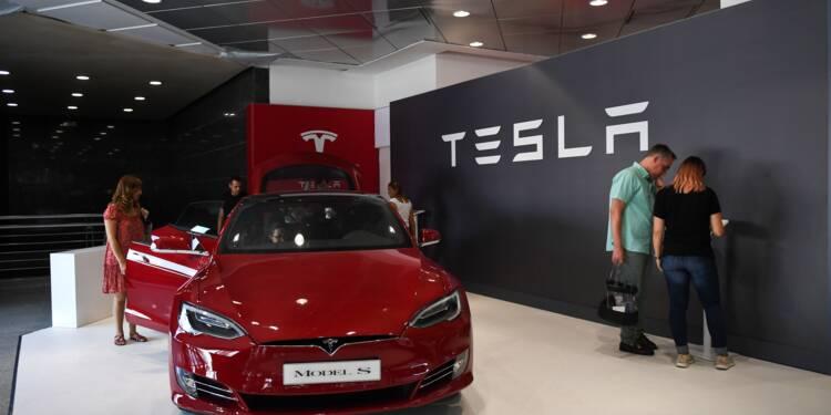 Tesla a gonflé à distance les batteries des conducteurs fuyant Irma