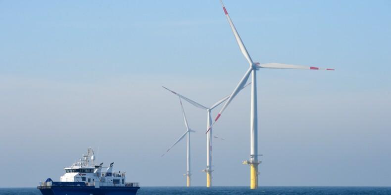 L'éolien en mer toujours moins cher en Europe