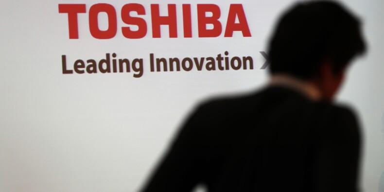Toshiba: levée d'un premier risque de radiation de la Bourse de Tokyo
