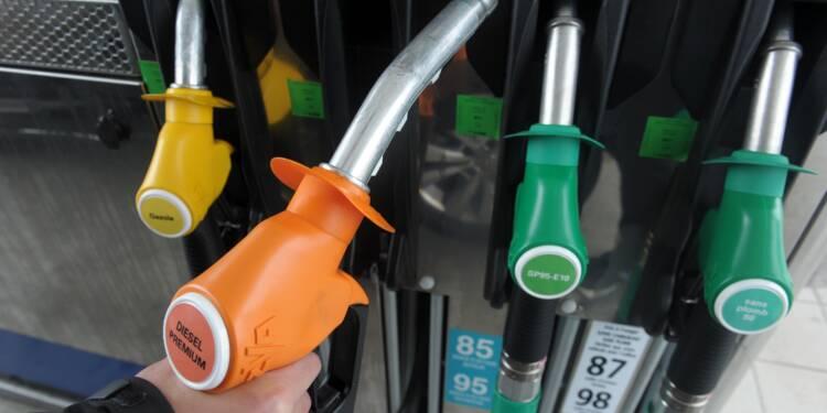 Forte hausse des taxes sur le diesel et l'essence en 2018