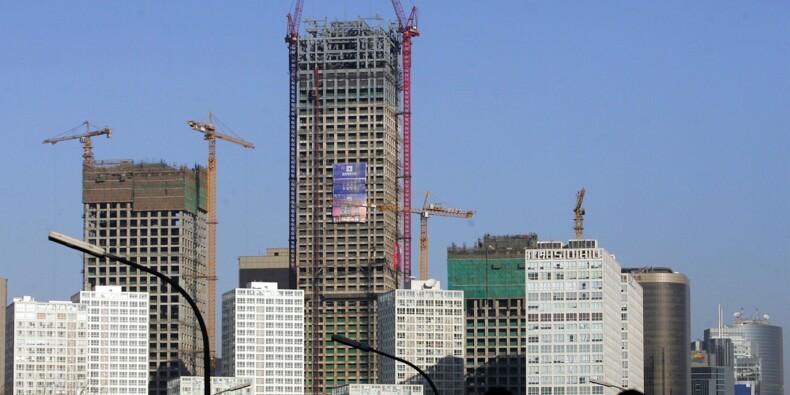 Chine: nouveaux signes d'essoufflement de l'économie en août