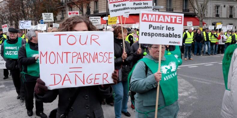 """Amiante: l'Andeva dénonce une interprétation des magistrats """"totalement erronée"""""""