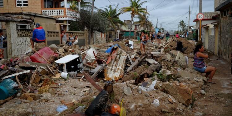A Cuba, le passage d'Irma augure des lendemains difficiles