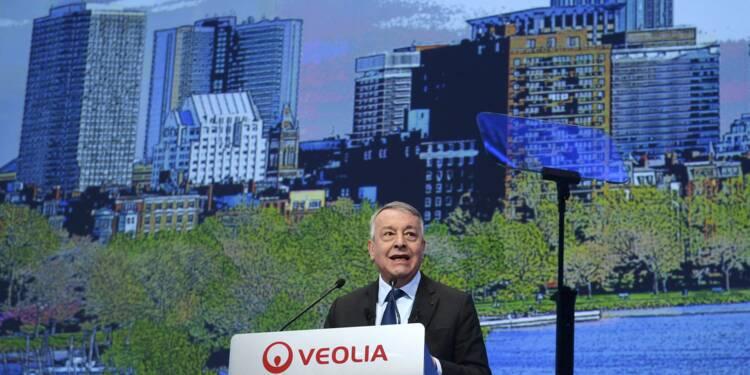 Le retour de la croissance se confirme pour Veolia