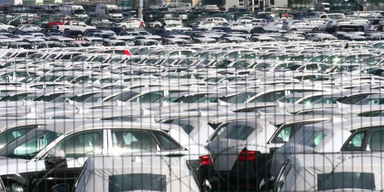 Le marché automobile européen reste dans le vert pendant l'été